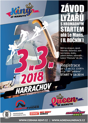 King Of Mamuth 2018 - Harrachov