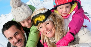 Ski stay 6 days skipass with discount 50%
