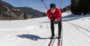 Skiing with harrachov creatures