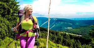 Summer stay in Harrachov 3 + 1: half board, wellness (5 days/4 nights)